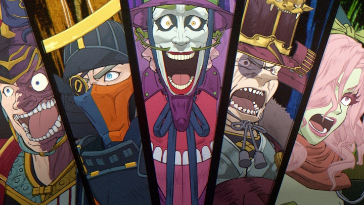 Batman Ninja - Villains